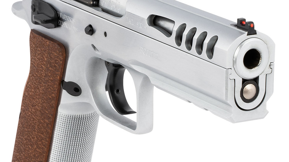 Italian Firearms Group (IFG) TF-STOCKM-9 Defiant Stock Master LG 9mm Luger 4.75""