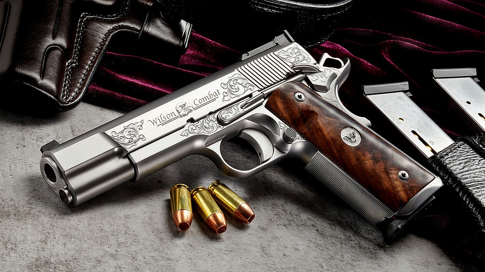 WILSON COMBAT PINNACLE   45ACP