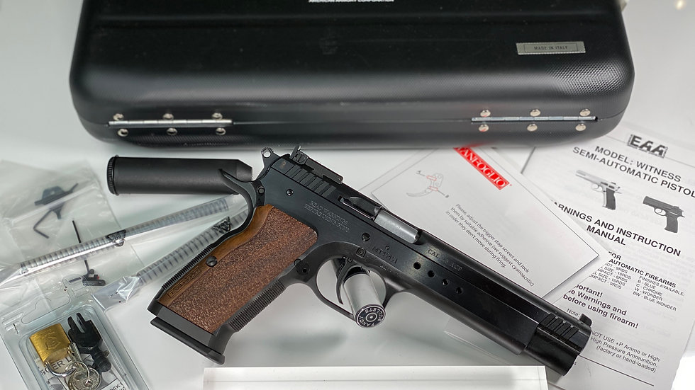 EAA WITNESS 45ACP 6 INCH WITH 10RD