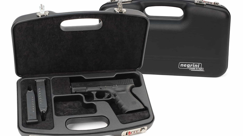 Negrini Dedicated Handgun Case – 2028SR5511