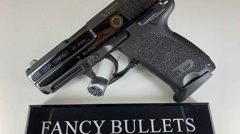 HK USP COMPACT .45ACP MADE IN GERMAN