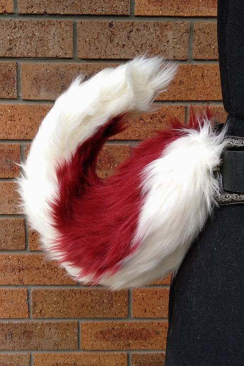 Red LED Husky Tail