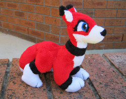 Tiny Fox Plush