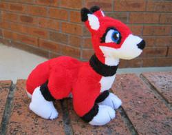 Tiny Fox Plush