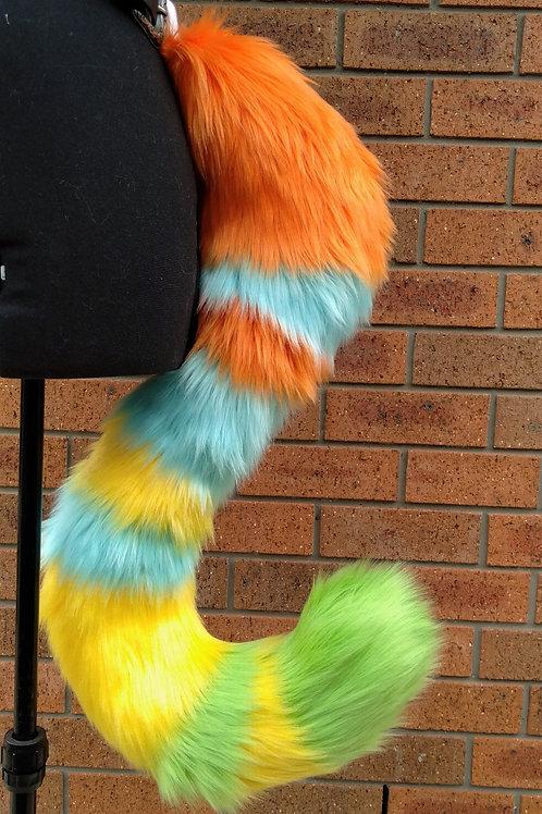 Tabby Cat Tail