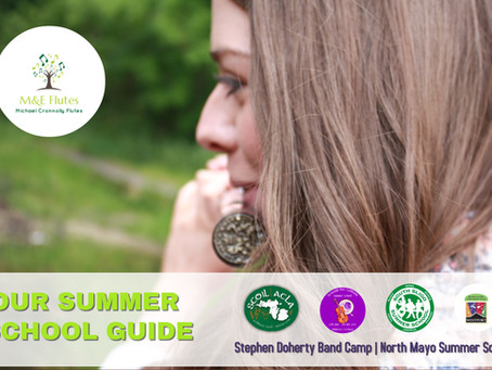 M&E Music Summer School Guide