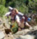 Brian Hiking