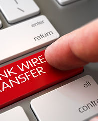 wire transfer for car shipping