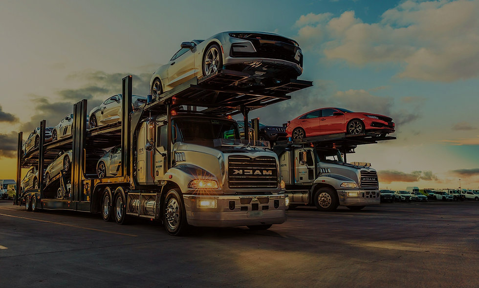 Ship your vehicle canada via open and enclosed trailer
