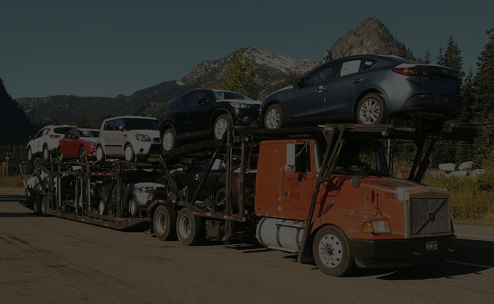 vehicle transport services in canada