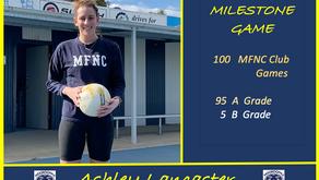 MFNC MILESTONE: 100 Club Gamer