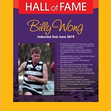 Billy Wong 2019