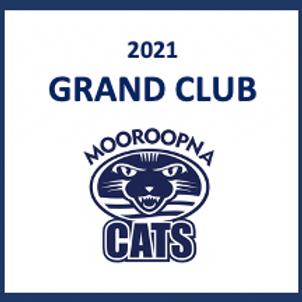 2021 Grand Club Ticket