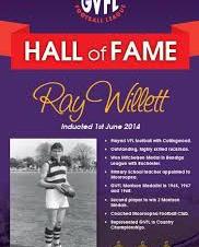Ray Willett 2014
