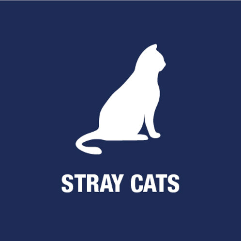 Stray Cat - Membership - For those that live away.