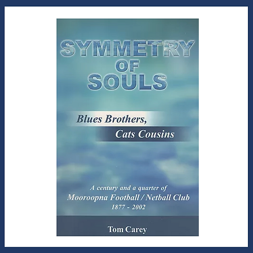 Symmetry of Souls Blues Brothers Cats Cousins (MFNC History)