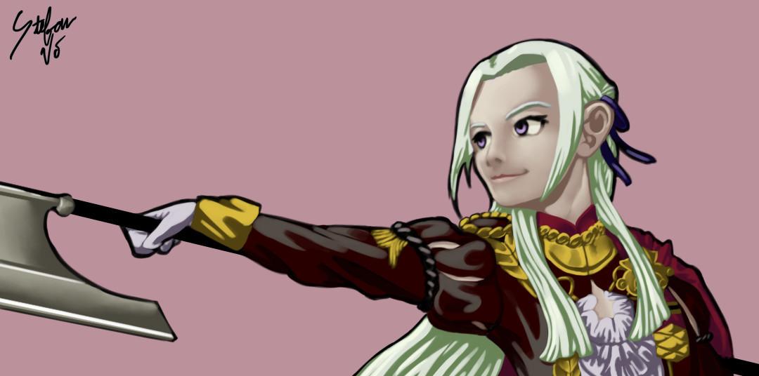 Edelgard (Fire Emblem)