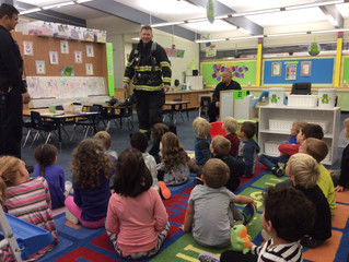 Fire Safety Week at Indian Hill