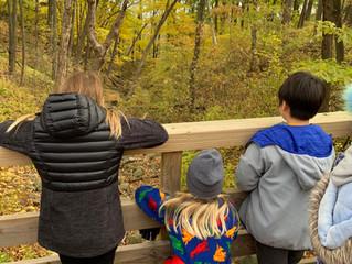 3rd Grade Audubon Trip