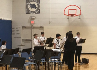 March 3rd Band Concert