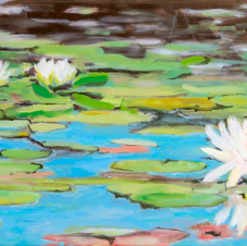 Lilies of Little Long Pond
