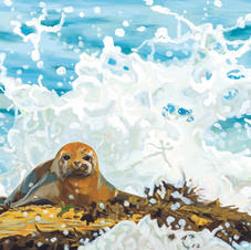 The Seal & the Wave
