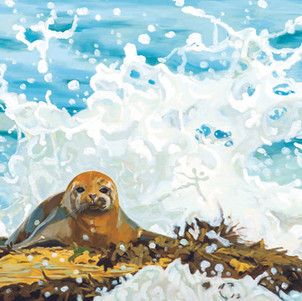 Seal & the Wave!