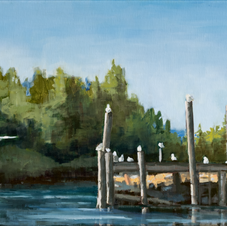 Frenchboro Harbor