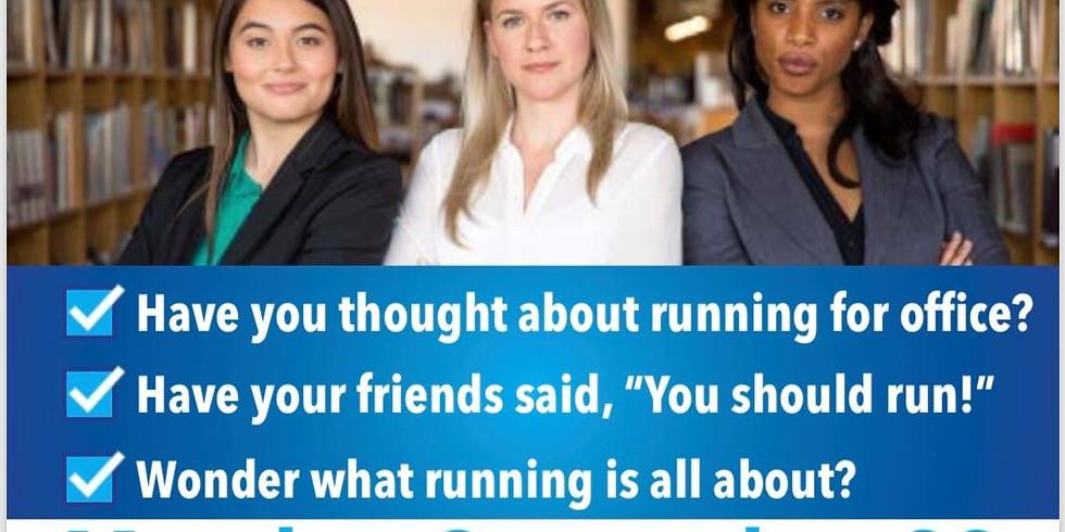 Ruth's List Florida: You Should Run!