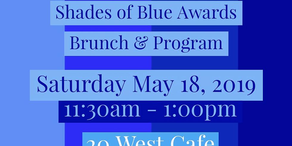 2019 DWIN Shades of Blue Awards Brunch and Program