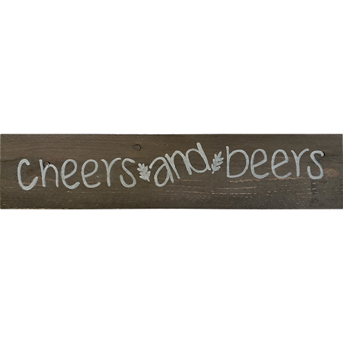 Home - Cheers and beers signs