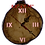 Thumbnail: Clock - Magenta stained glass in Aspen