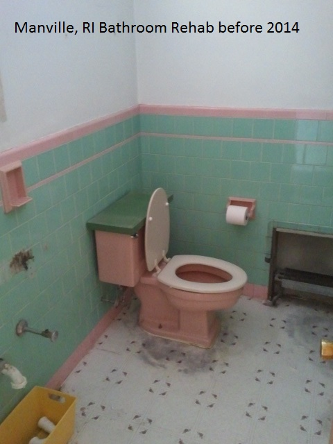 Titan Bathroom Rehab Before 2014