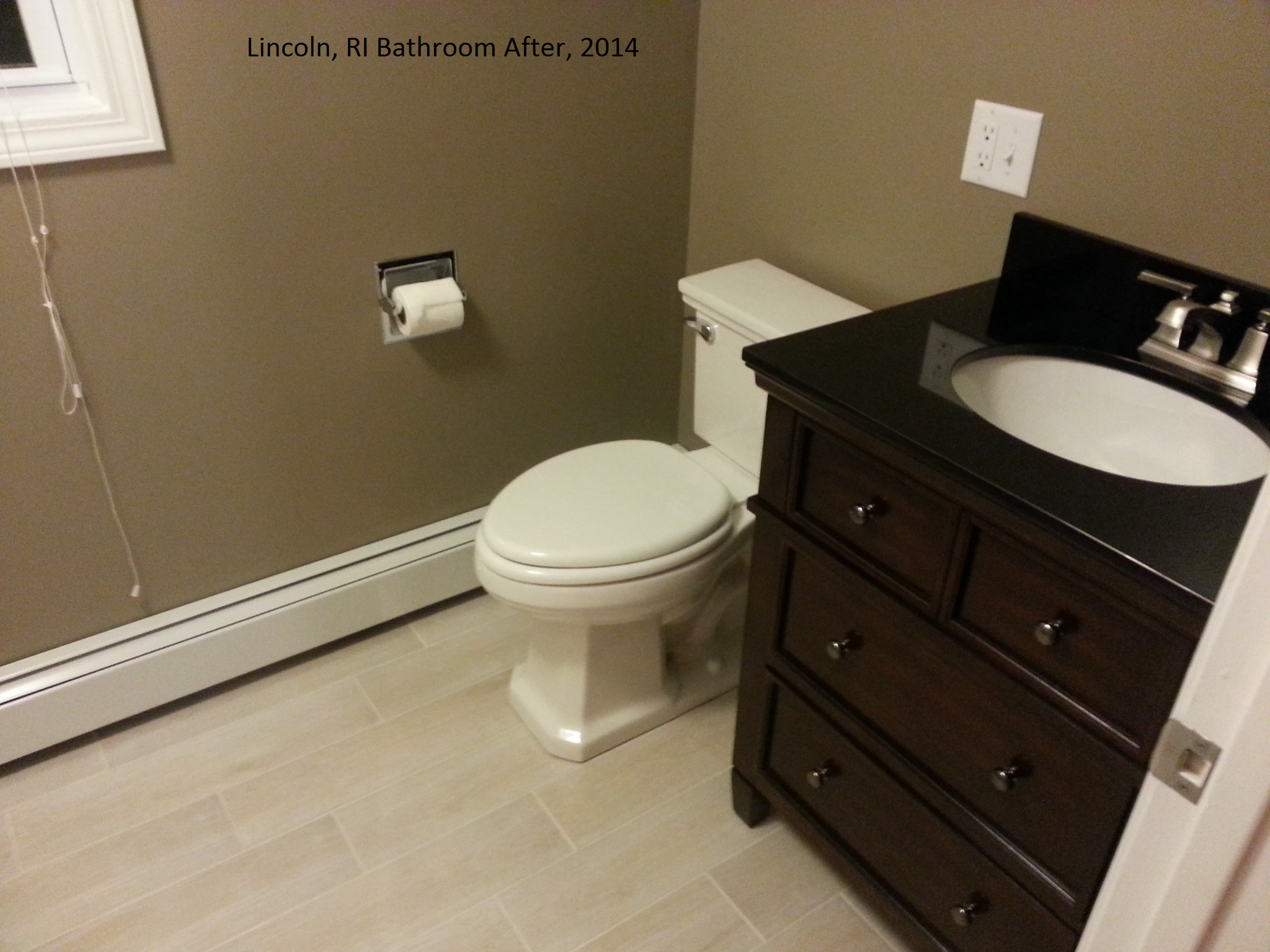 Titan Bathroom After, Lincoln 2014