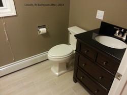 Titan Bathroom After, Lincoln 2014