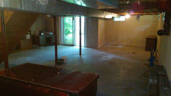 Finished basement B