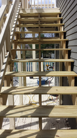 Stairs & stringers A