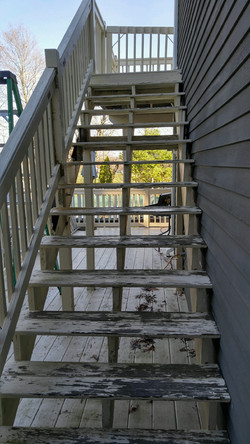 Stairs & stringers B