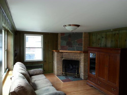 Ceiling & mantle A