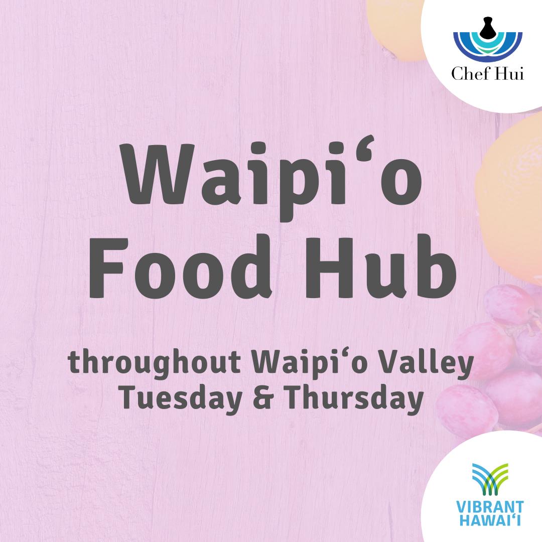 Waipi'o Food Hub