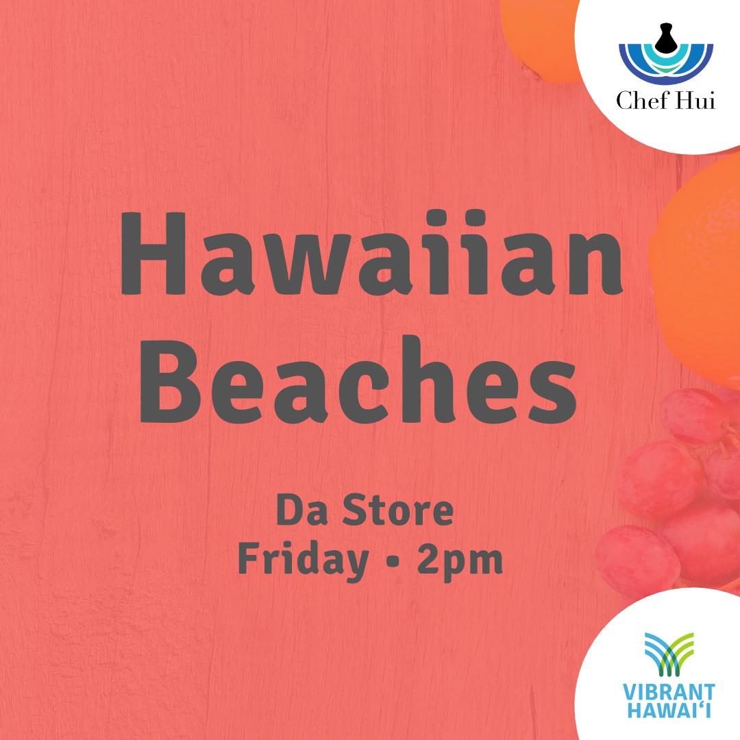 Hawaiian Beaches Food Hub