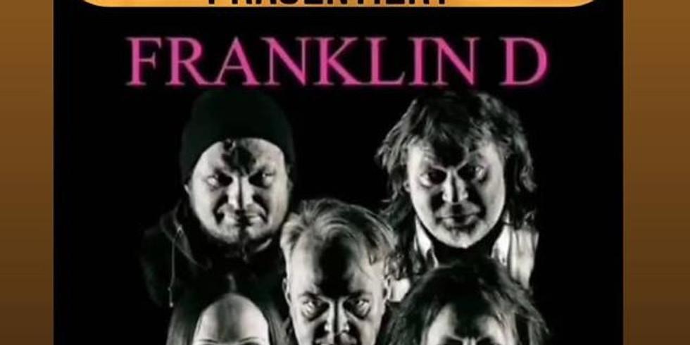 Franklin D im Zündstoff