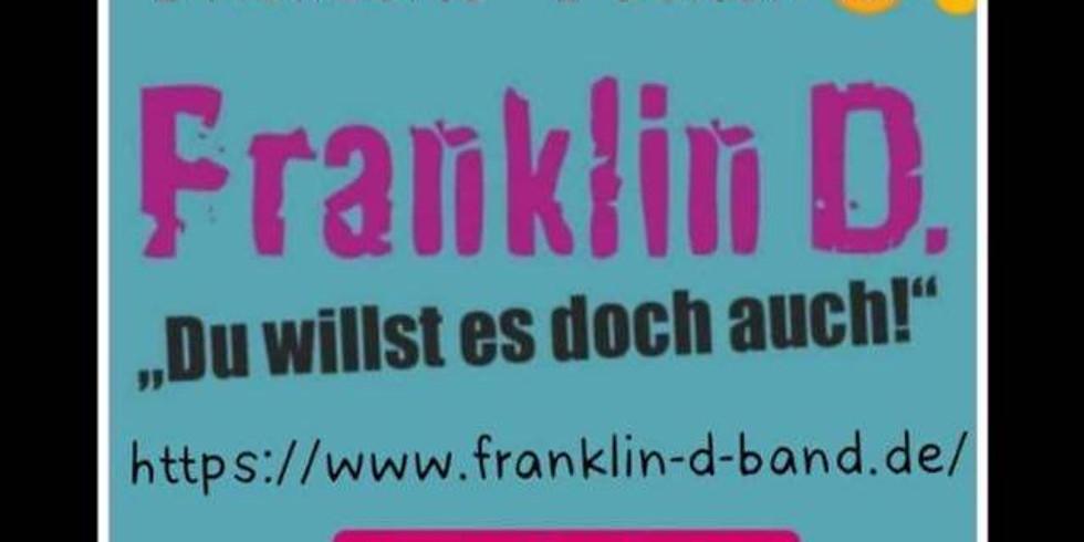 Franklin D. im Theaterstübchen Kassel