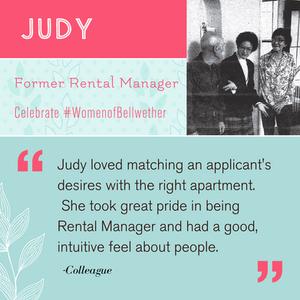 Remembering Judy Jack