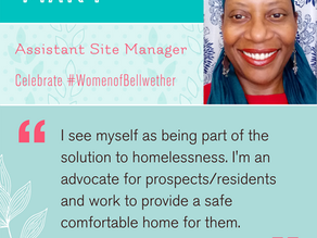 """Celebrating Mary! """"I see myself as part of the solution to homelessness"""""""