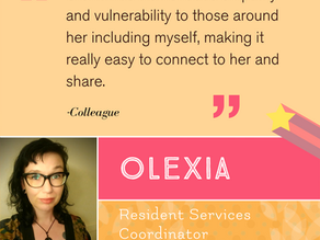 """Celebrating Olexia! """"My great grandma has always been the most important person in my life"""""""
