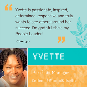 """Celebrating Yvette! """"Housing is a human right and more than anything, we are human first."""""""