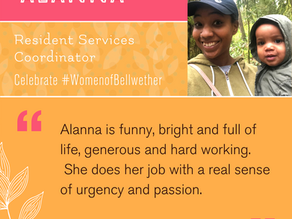 """Celebrating Alanna! """"She is able to see issues from many different angles"""""""