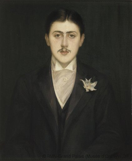 Proust: Writer or mime?