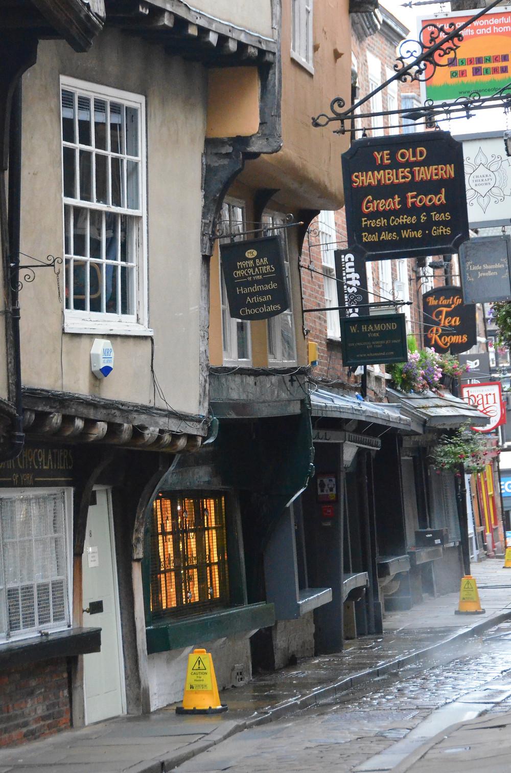The Shambles of York